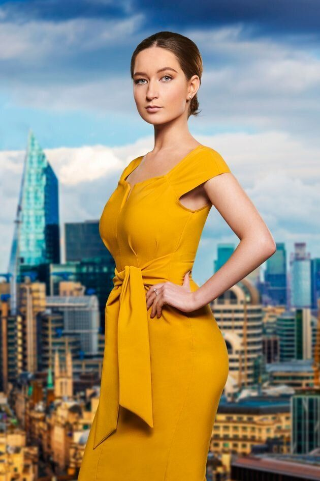 The Apprentice's Lottie Lion Denies Racism Accusations After 'Gandhi' Jibe