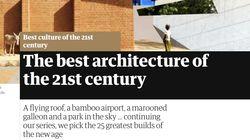 El diario británico 'The Guardian' coloca a estos dos edificios españoles entre los 25 mejores del siglo