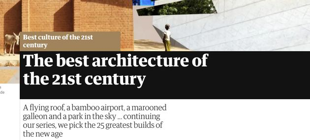 El titular del diario 'The