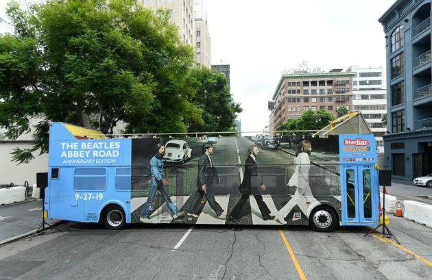 Το «Abbey Road» των Μπιτλς ξανά στην κορυφή των βρετανικών charts μετά από 50