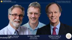 Nobel per la medicina 2019, premiate le ricerche sul
