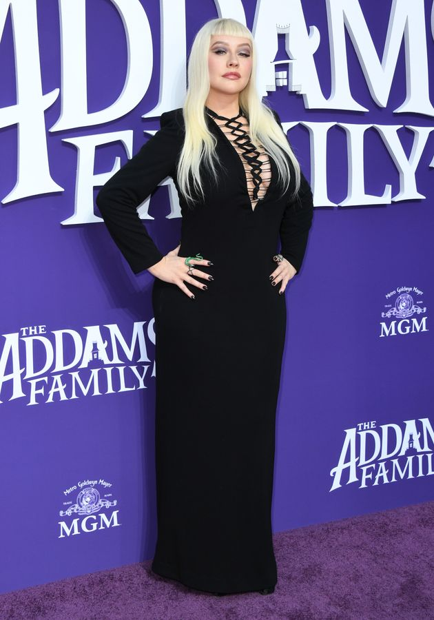 Christina Aguilera a sorti son plus beau look de