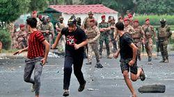 Manifestations en Irak: L'armée reconnaît le recours à une