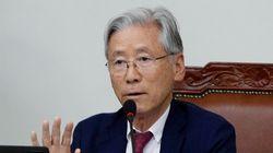 여상규 법사위원장이 동료 의원에게 심한 욕을