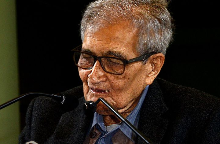 Nobel Laureate Amartya Sen in a file photo.