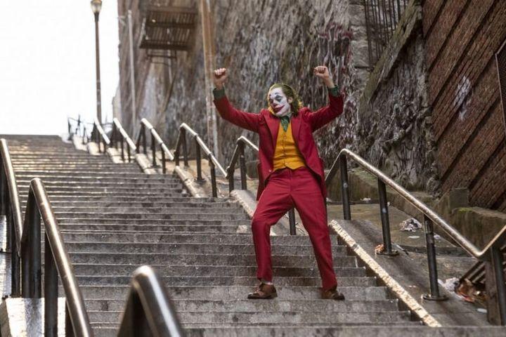 Joaquin Phoenix as Arthur Fleck in Joker