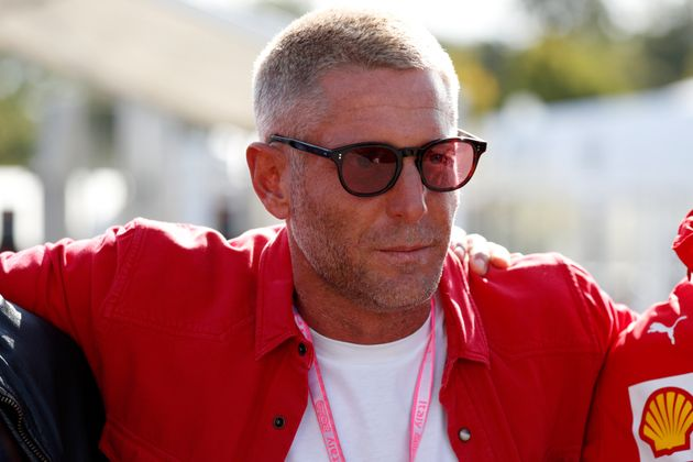 AUTODROMO NAZIONALE, MONZA, ITALY - 2019/09/08: Lapo Elkann guest in the paddock during the Formula One...