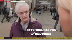 Avec sa violente punchline, cette dame est devenue l'héroïne des anti-Boris