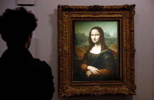 La Joconde attire entre 15.000 et 20.000 visiteurs par jour au musée du Louvre, soit 7 millions...