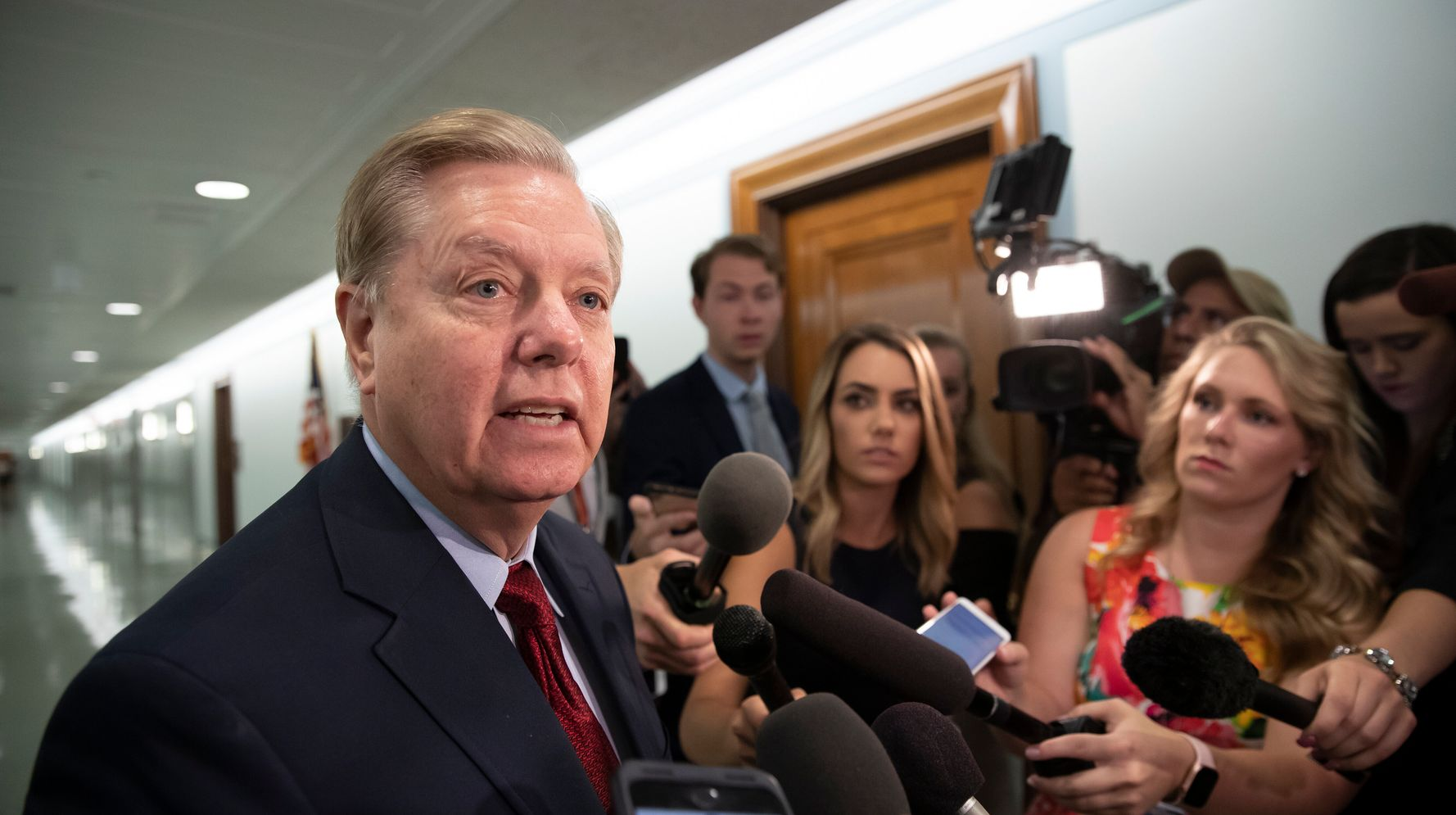 Westlake Legal Group 5d9b460c2000004e004ebc75 Republicans, Foreign Policy Experts Condemn Trump's Decision To Abandon Kurds
