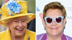 Elton John Reveals He Once Saw Queen Elizabeth Jokingly Slap Her