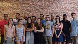 23 Νέοι, Έλληνες, Πρόσφυγες και μετανάστες,Υποστηρίχθηκαν για να Γίνουν οι Επαγγελματίες του