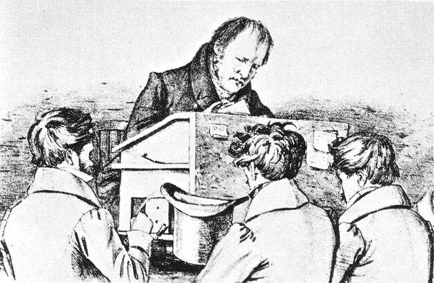 Dalla Fenomenologia dello Spirito di Hegel agli Acceleratori di