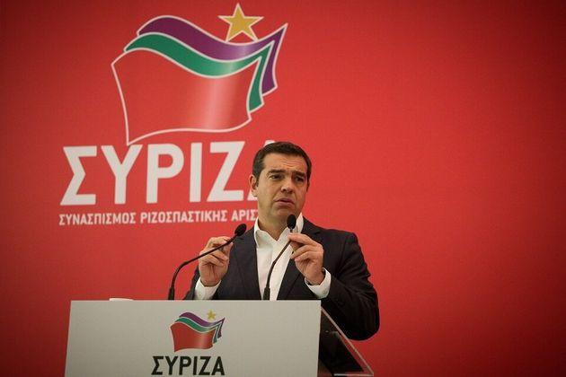 ΣΥΡΙΖΑ: Ανοιγμα Τσίπρα στις προοδευτικές δυνάμεις και κόμματα της