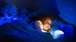 Glow-In-The-Dark PJs Helped This Mom Make Bedtime A