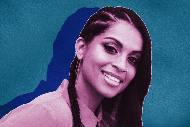 Lilly Singh seen at Twentieth Century Fox