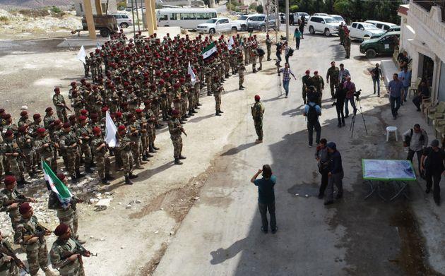 Ο Τραμπ προειδοποιεί την Αγκυρα: «Αν κινηθείτε εκτός ορίων στη Συρία θα σας