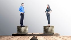 Canada's Gender Pay Gap Narrows, A