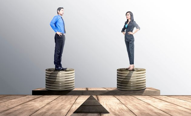 Canada's Gender Wage Gap Narrows To $4.13 An