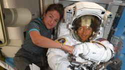 Nasa anuncia que a 1ª caminhada espacial 100% feminina vai mesmo