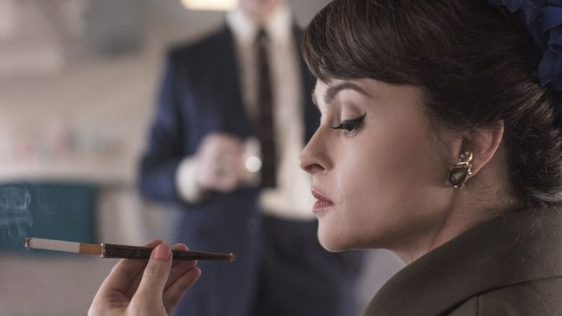 "Helena Bonham Carter as Princess Margaret in Netflix's ""The"