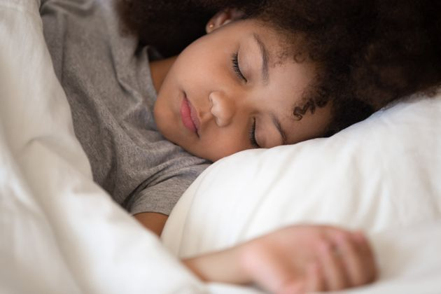 Kids with sensory processing issues are likely to have issues winding down for