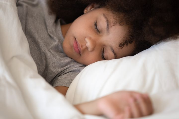 Kids with sensory processing issues are likely to have issues winding down for bedtime.
