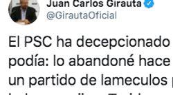 Girauta (Cs), sobre el PSC: