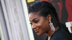 Tiffany Haddish Is Studying Hebrew To Prepare For Her Bat