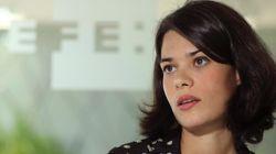 Isa Serra (Unidas Podemos) sobre la dimisión de su hermana Clara de Más Madrid: