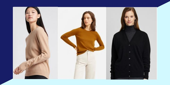 Where To Buy Cashmere Sweaters Under $100