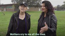 Elizabeth Warren Besuche Michigan die schmutzigsten ZIP Code