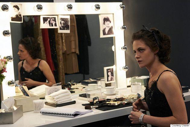 Kristen Stewart Stars In Karl Lagerfeld's Latest Short Film For