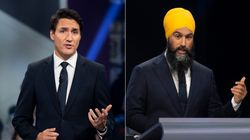 Trudeau Criticizes Singh's Stance On Quebec's 'Awkward' Secularism