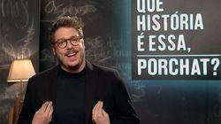 Porchat reinventa o talk show e faz um dos programas mais divertidos de