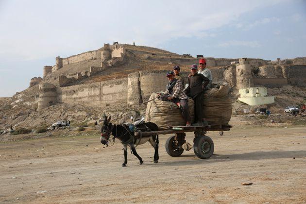 Ημέρα εκλογών στο Αφγανιστάν.