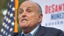 Ex-Rudy Giuliani Pembantu: 'Dia Tampak Seperti Sebuah Konspirasi Sayap Kanan Kacang'