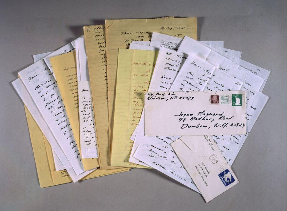 Ερωτικές επιστολές...