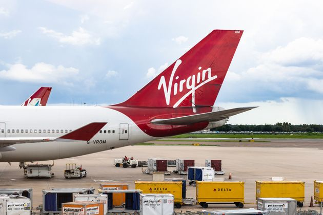 'I Felt Violated' Says Woman Sent Sexual Messages On Virgin's In-Flight