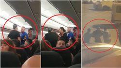 Sputi contro una donna, in aereo scatta la rissa: 7 arresti e atterraggio d'emergenza