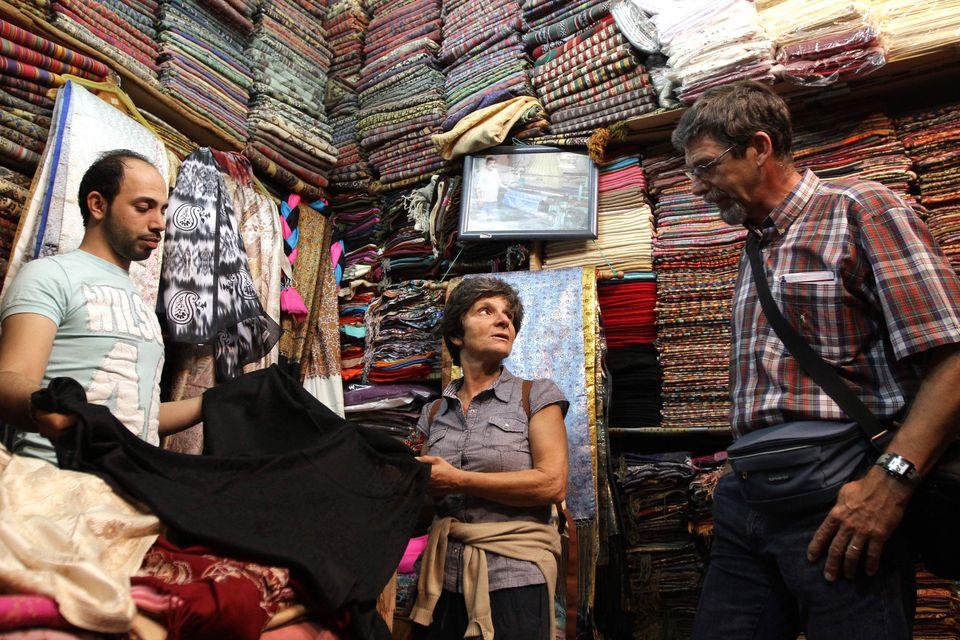 Στη Δαμασκό, το