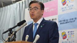 「常軌を逸してます」大村知事が河村市長の座り込みを批判【あいちトリエンナーレ】