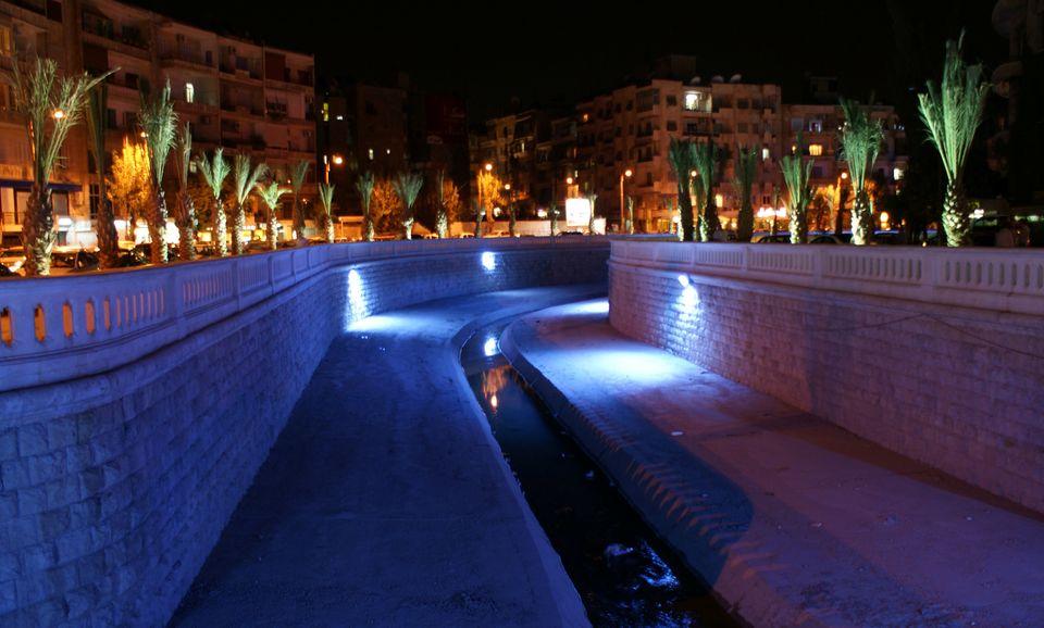 Το Χαλέπι τη νύχτα, 5 Οκτωβρίου,