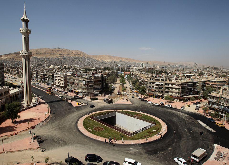 Δαμασκός, 7 Σεπτεμβρίου,