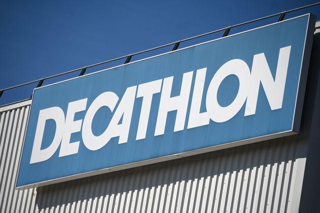 Una tienda Decathlon en Montpellier,