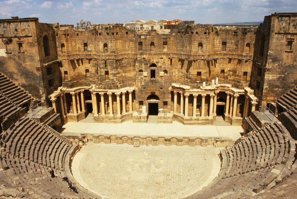 Το ρωμαϊκό θέατρο της...