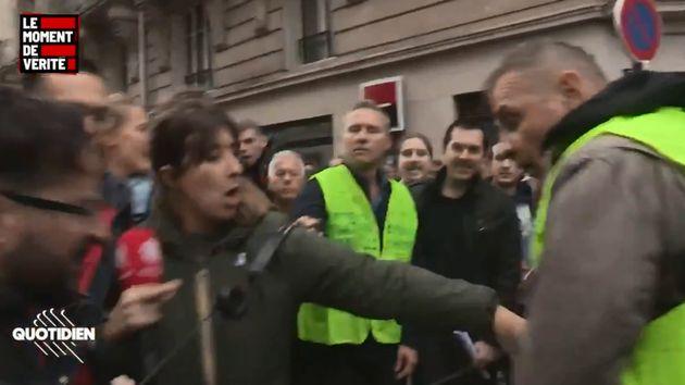 Des journalistes de Quotidien agressés lors de la manifestation anti-PMA à