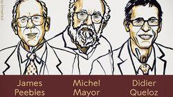 Le prix Nobel de physique 2019 récompense la découverte de la première