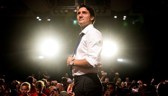 Inside The Trudeau Liberals' Historic Climb To