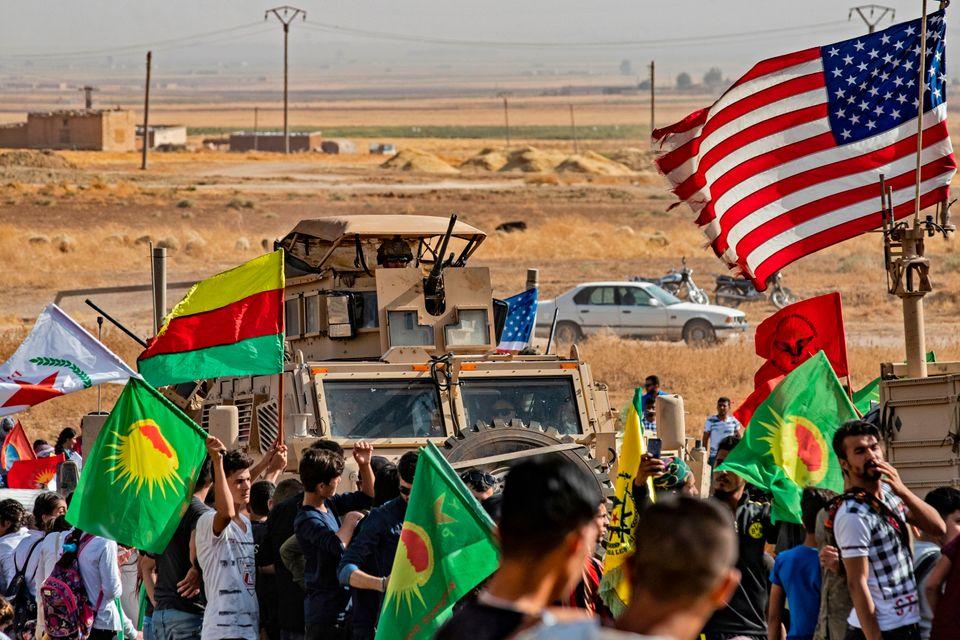 Κούρδοι της Συρίας...